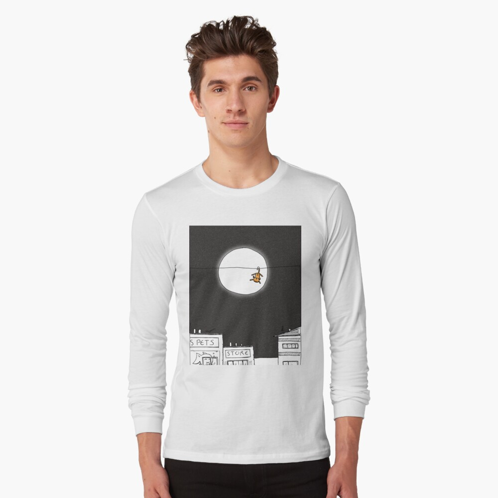 Life On The Line Long Sleeve T-Shirt