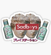 Sadboys 3.0  Sticker