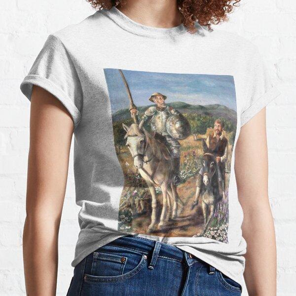 Quijote Camiseta clásica