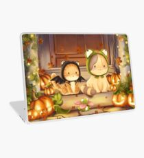 Waiting for the candies Laptop Skin