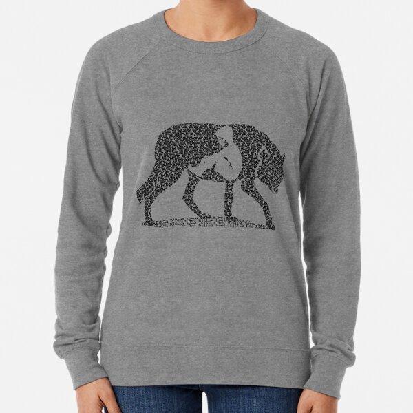 Hungry Like The Wolf Lightweight Sweatshirt