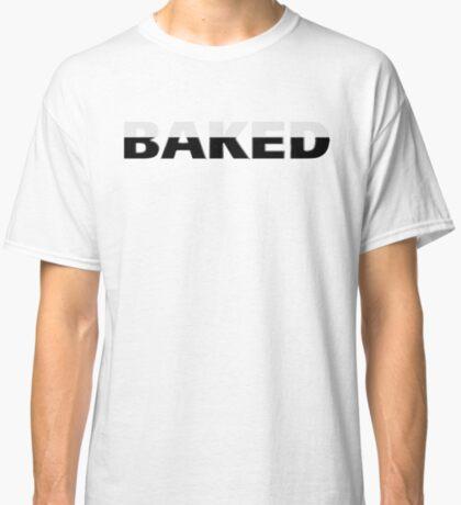 Half Baked Design Classic T-Shirt