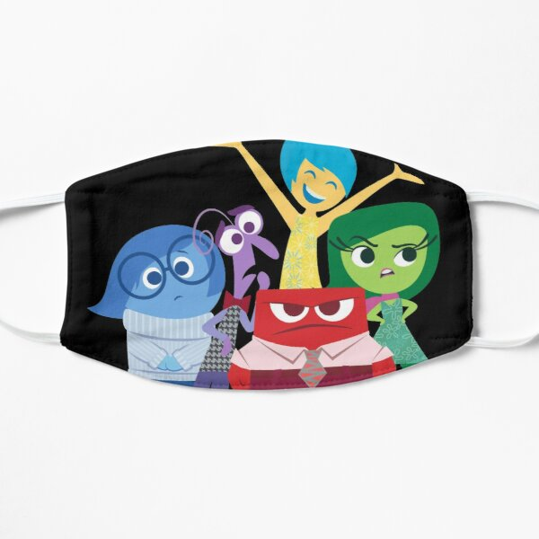 inside out Flat Mask
