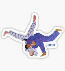 Judo  Sticker
