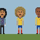 Colombia by 8bitfootball