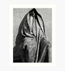 The Suicide of Clover Adams Art Print