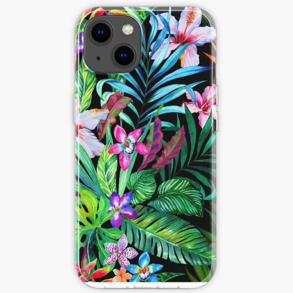 Tropical Fest iPhone Soft Case