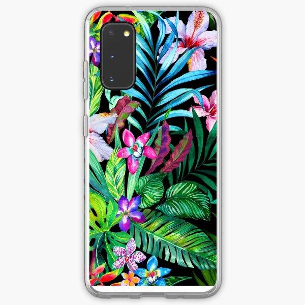Tropical Fest Samsung Galaxy Soft Case