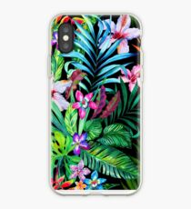 Tropical Fest iPhone Case