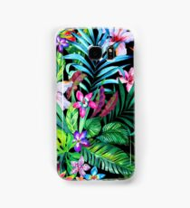 Tropical Fest Samsung Galaxy Case/Skin