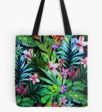Tropisches Fest Tote Bag