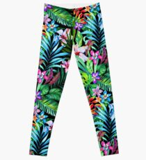 Tropisches Fest Leggings