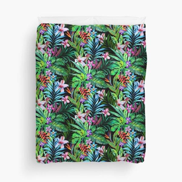 Tropical Fest Duvet Cover