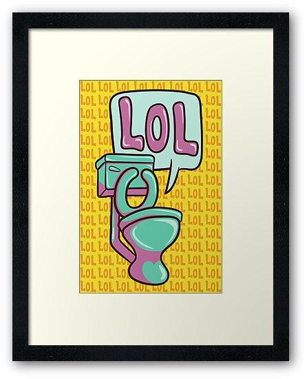 Toilet Humour by Jennifer Smith