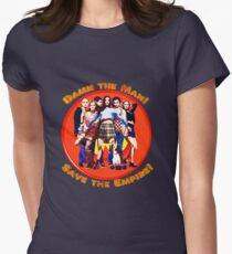 Save the Empire! Women's Fitted T-Shirt