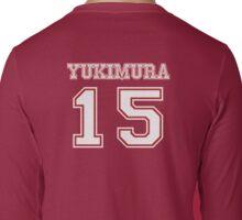 Yukimura 15 (back) Long Sleeve T-Shirt