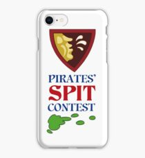 MONKEY ISLAND 2 - PIRATES SPIT CONTEST iPhone Case/Skin