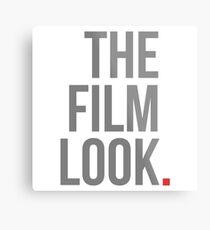 The Film Look Metal Print