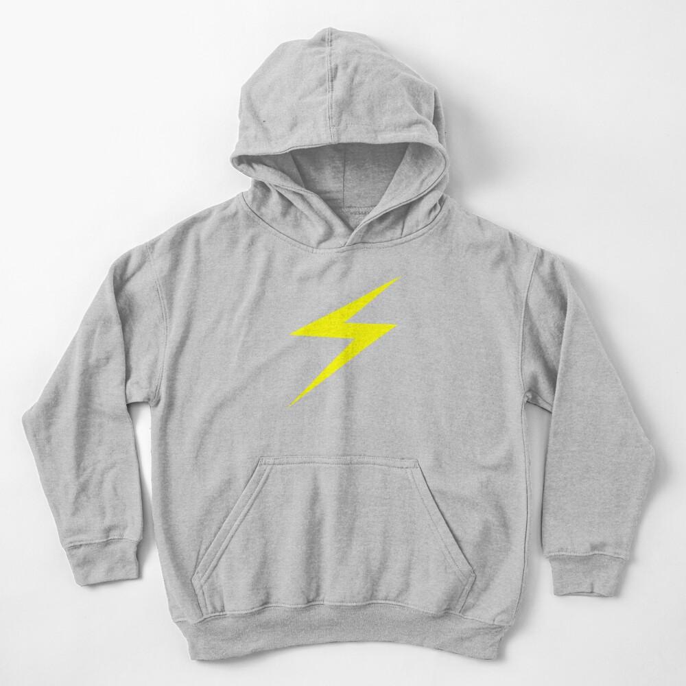Lightning Zag Kids Pullover Hoodie