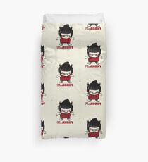miso horny monster Duvet Cover