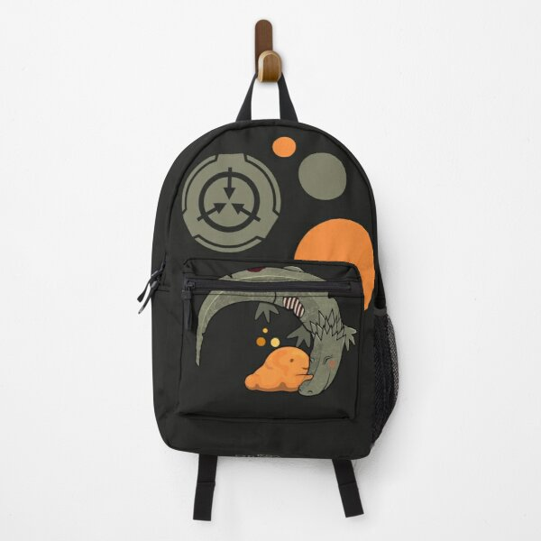 SCP-999 + SCP-682, SCP Foundation Backpack