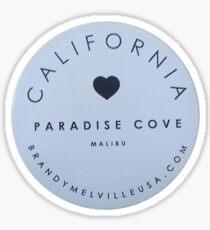 California Brandy Melville Sticker Sticker