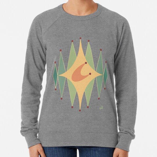 Retro Diamonds Lightweight Sweatshirt