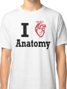 I heart Anatomy Classic T-Shirt