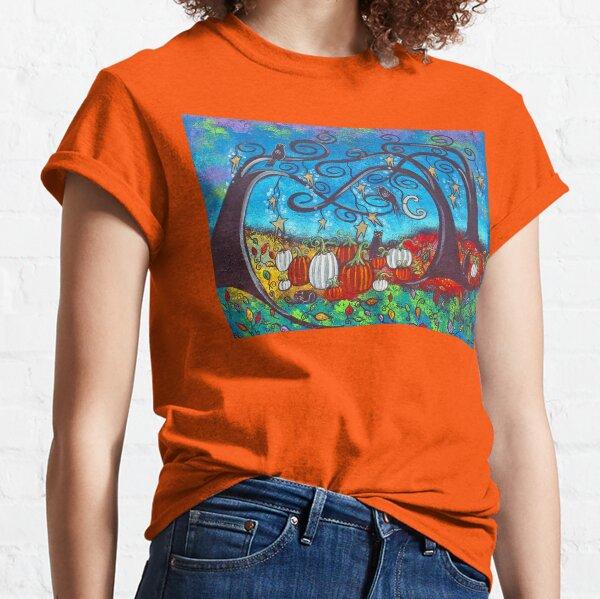 Autumn Mischief Classic T-Shirt