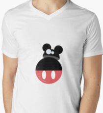 Mouse droid Men's V-Neck T-Shirt
