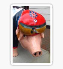 Sir Bradley Piggins Sticker