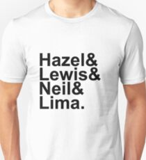 One Direction // Nicknames Unisex T-Shirt