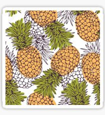 Ananas are always cool Sticker