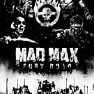 Fabio Punk Baldolini For Mad Max Fury Draw by Sixeleven - what's next for your brand