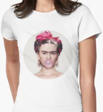 bubblelicious Women's Fitted T-Shirt