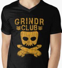 Grindr Club Mens V-Neck T-Shirt