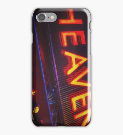 Heaven in Color iPhone Case/Skin