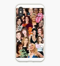 The Women of SNL collage iPhone Case