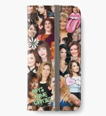 The Women of SNL collage iPhone Wallet/Case/Skin
