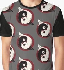 Fish-Yang Graphic T-Shirt