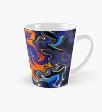 Slothamius V1 - digital abstract Tall Mug