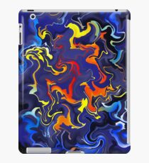 Slothamius V1 - digital abstract iPad Case/Skin
