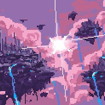 Pink Matter by lonelytofu