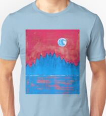 Moon Organs original painting T-Shirt