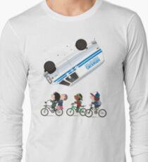 STRANGER PEANUTS Long Sleeve T-Shirt