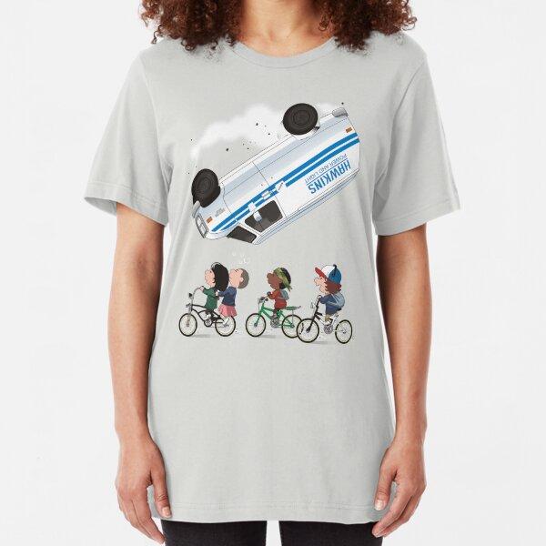 STRANGER PEANUTS Slim Fit T-Shirt