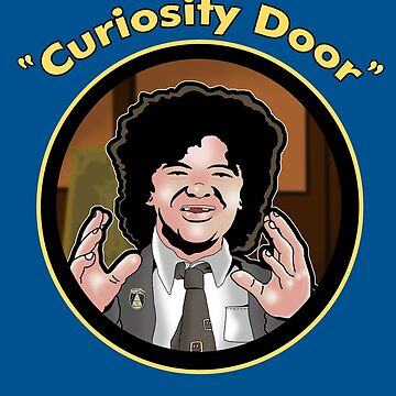 Curiosity Door by mannart