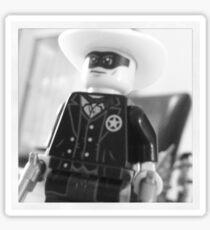 Lego Lone Ranger Sticker