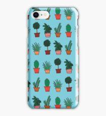 Plant Doodles iPhone Case/Skin
