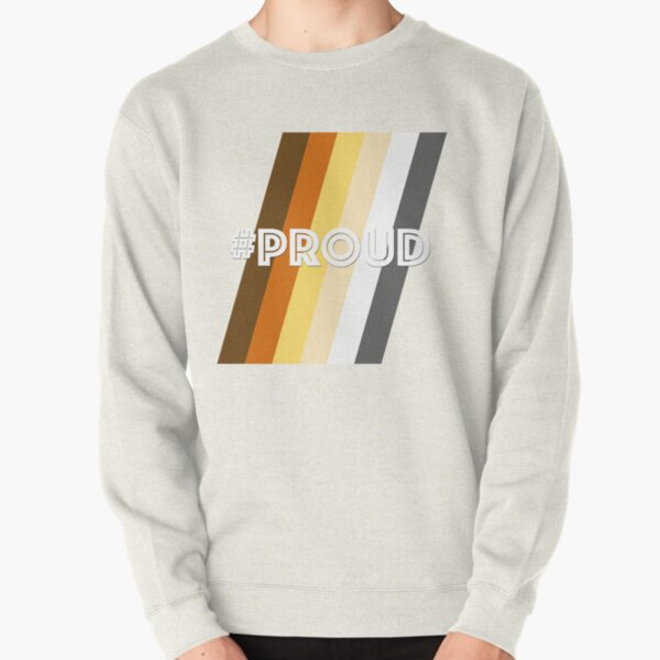 Bear Proud Pullover Sweatshirt